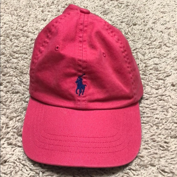 Ralph Hot Baseball Pink Lauren Hat Polo tdCBoQrxhs